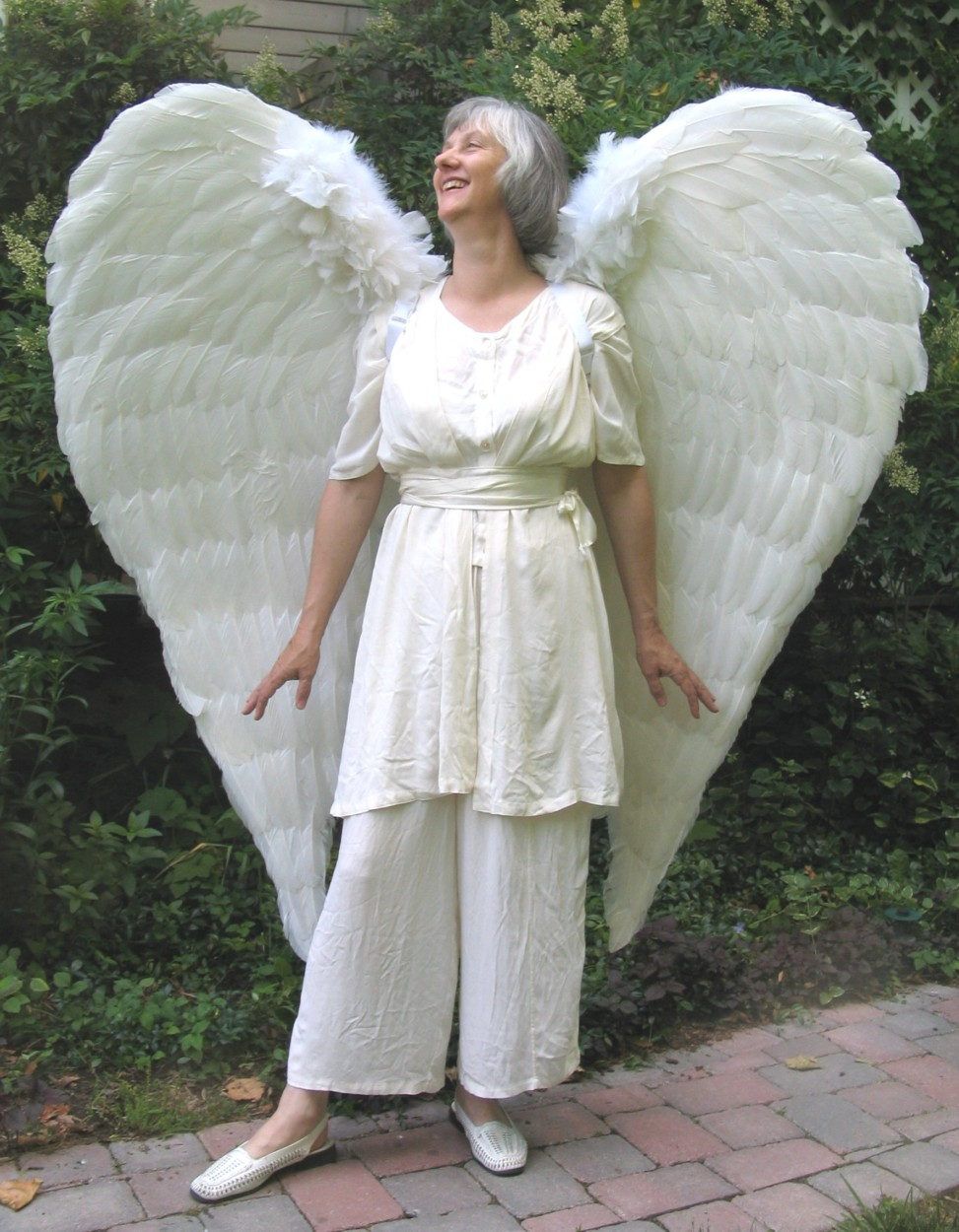 Compare Prices on Large Angel Wings Costume- Online Shopping/Buy ...