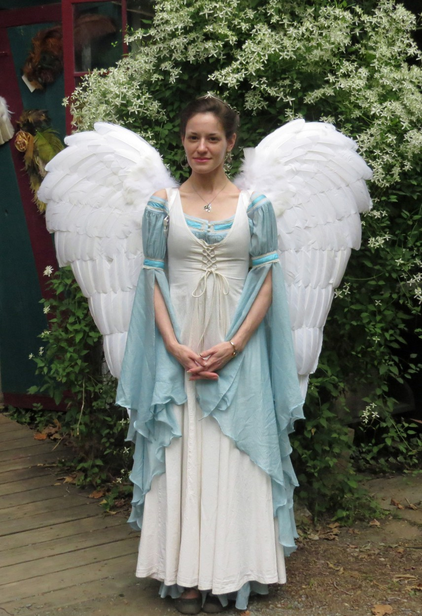 Downswept Large Wings - Angel Wing Makers