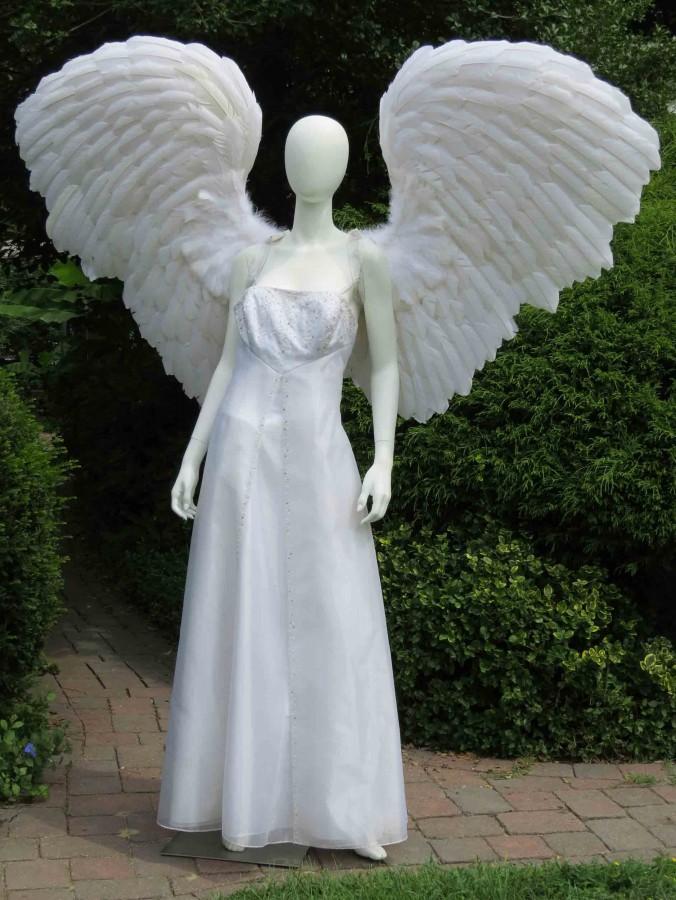 Dancers Wing Sleeves Angel Wing Makers